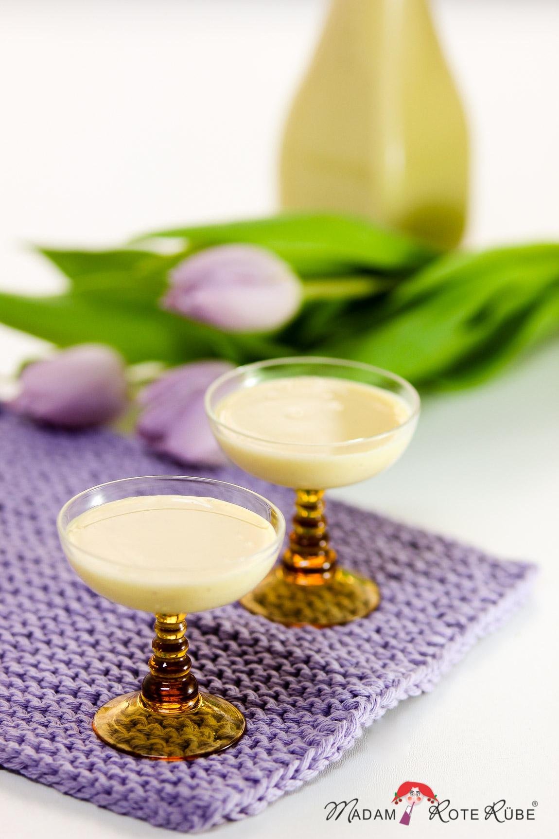 Madam Rote Rübe - Eierlikör mit Honig, das süffige Kultgetränk zur Osterzeit