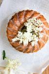 Rhabarber-Bundkuchen mit Holunderblütensirup – Oma backt den besten Kuchen