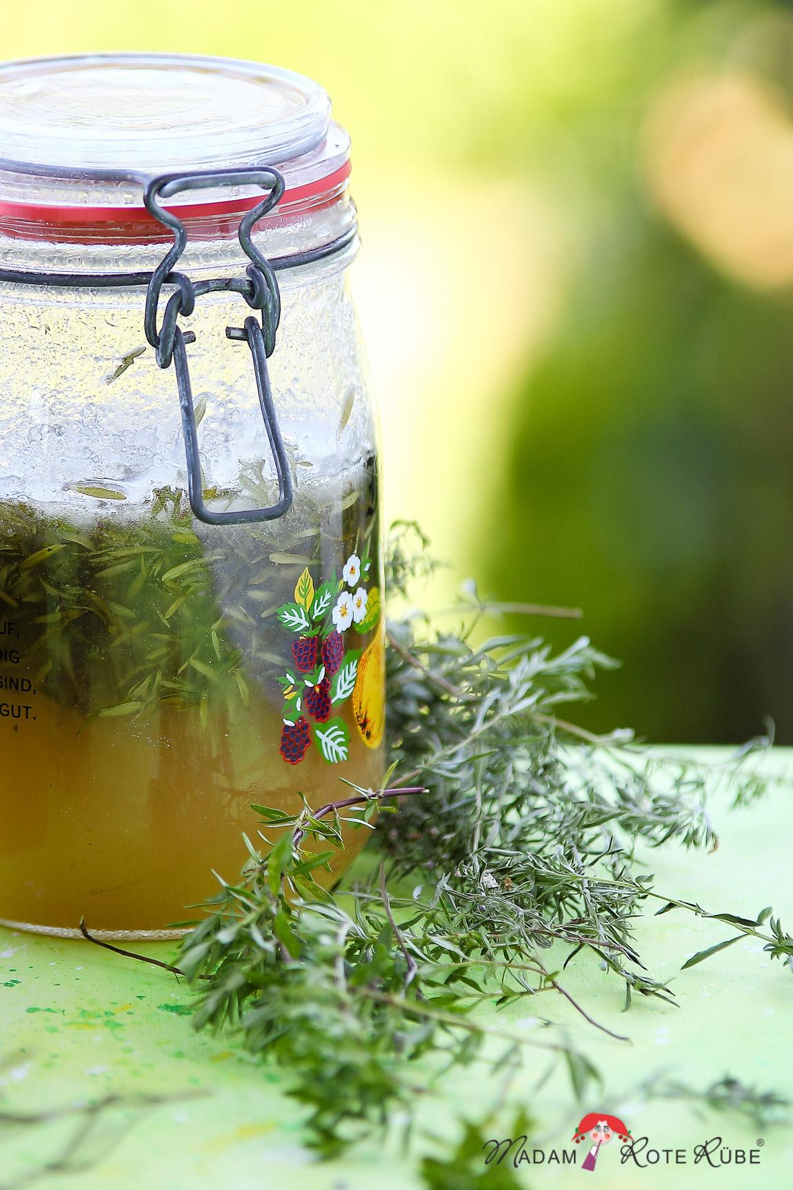 Madam Rote Rübe - Kräuter-Honigzubereitungen – Süßes für die Gesundheit