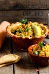 No-Mayo Coleslaw mit mediterranen Aromafreuden – Krautsalat mit Möhren