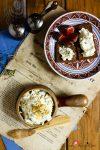 Vegetarisches Birnen-Zwiebel-Schmalz: Wo sich Butter und Zwiebel liebevoll küssen