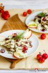 Fenchel-Grünkernsalat mit Weintrauben – ein einzigartiges Geschmackserlebnis