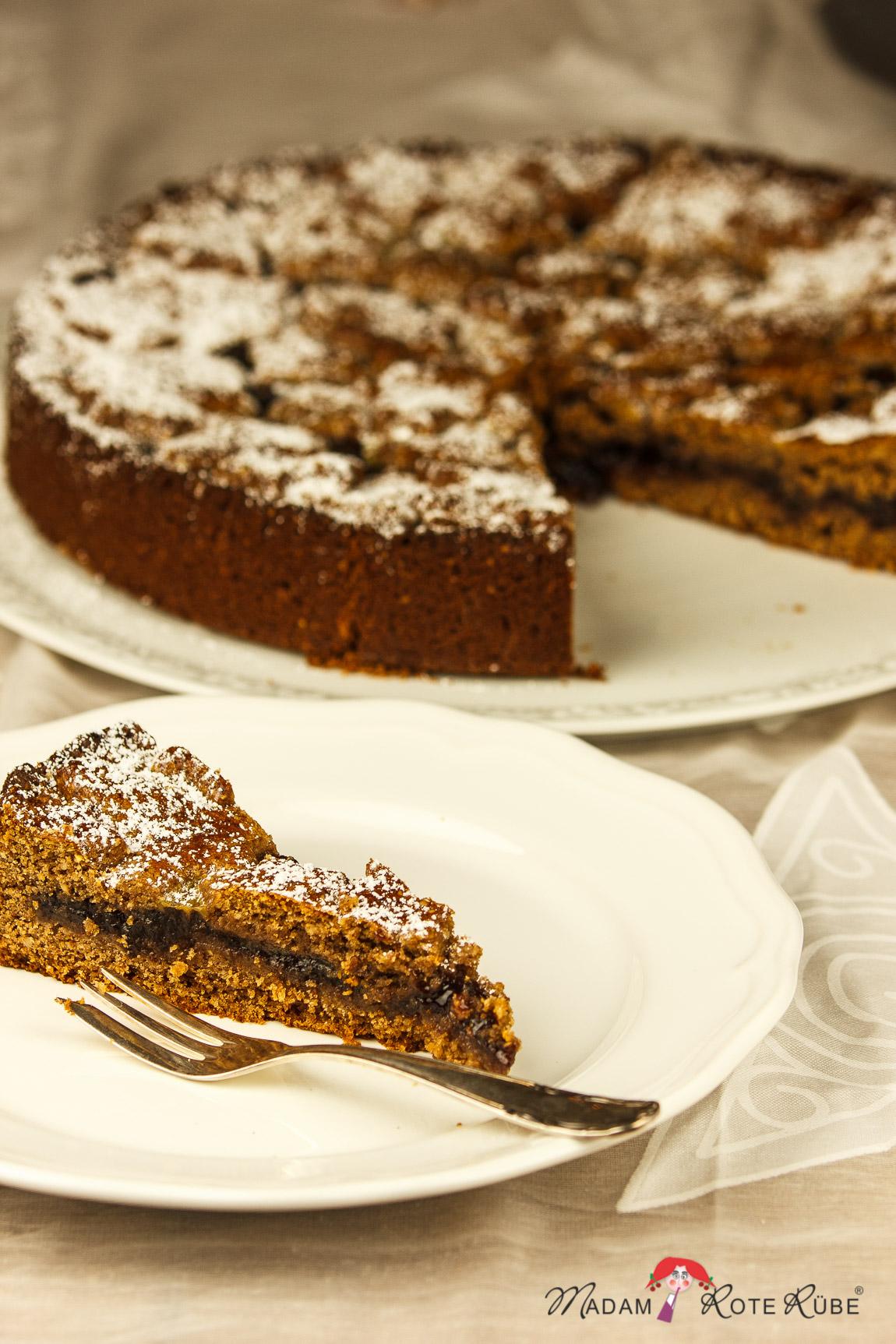 Winterliche Linzer Torte – ein traditionsreicher Kuchen
