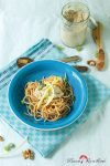 Das gesunde Unkraut: Löwenzahn-Pesto auf Pasta