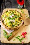 Neue Kombi für die geliebte Knolle: Kartoffel-Radieschen-Kresse-Salat