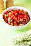 Panzanella – toskanischer Tomaten-Brot-Salat: Zu simpel? Genau richtig!
