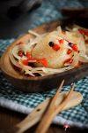 Mit mariniertem Harzer Käse auf die heimatlichen Wiesn