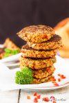 Hafer-Pflanzerl – die glückliche vegetarische Frikadelle
