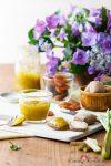 Juchhu, diese Marmelade gehört auf die Lieblingsstulle: Karins´s Rhabarber-Aprikosen-Marmelade