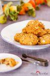 Apfel-Dinkelvollkorn-Cookies mit Nüssen und Rosinen | Wie gut die duften und schmecken!