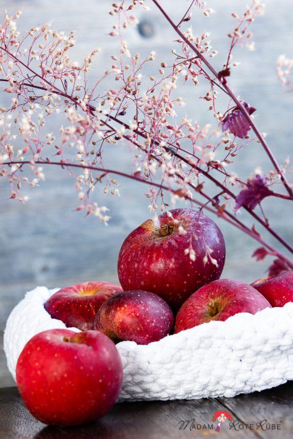 Madam Rote Rübe - Apfelsafttorte