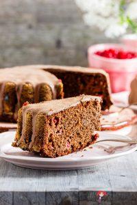 Madam Rote Rübe - Schokoladen-Johannisbeerkuchen