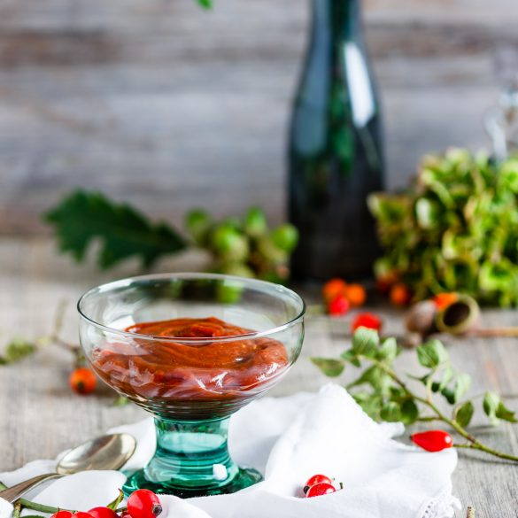 Madam Rote Rübe - Hagebutten-Fruchtaufstrich
