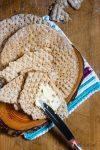 Madam Rote Rübe - Hällakakor - das traditionelle Brot aus dem hohen Norden Skandinaviens