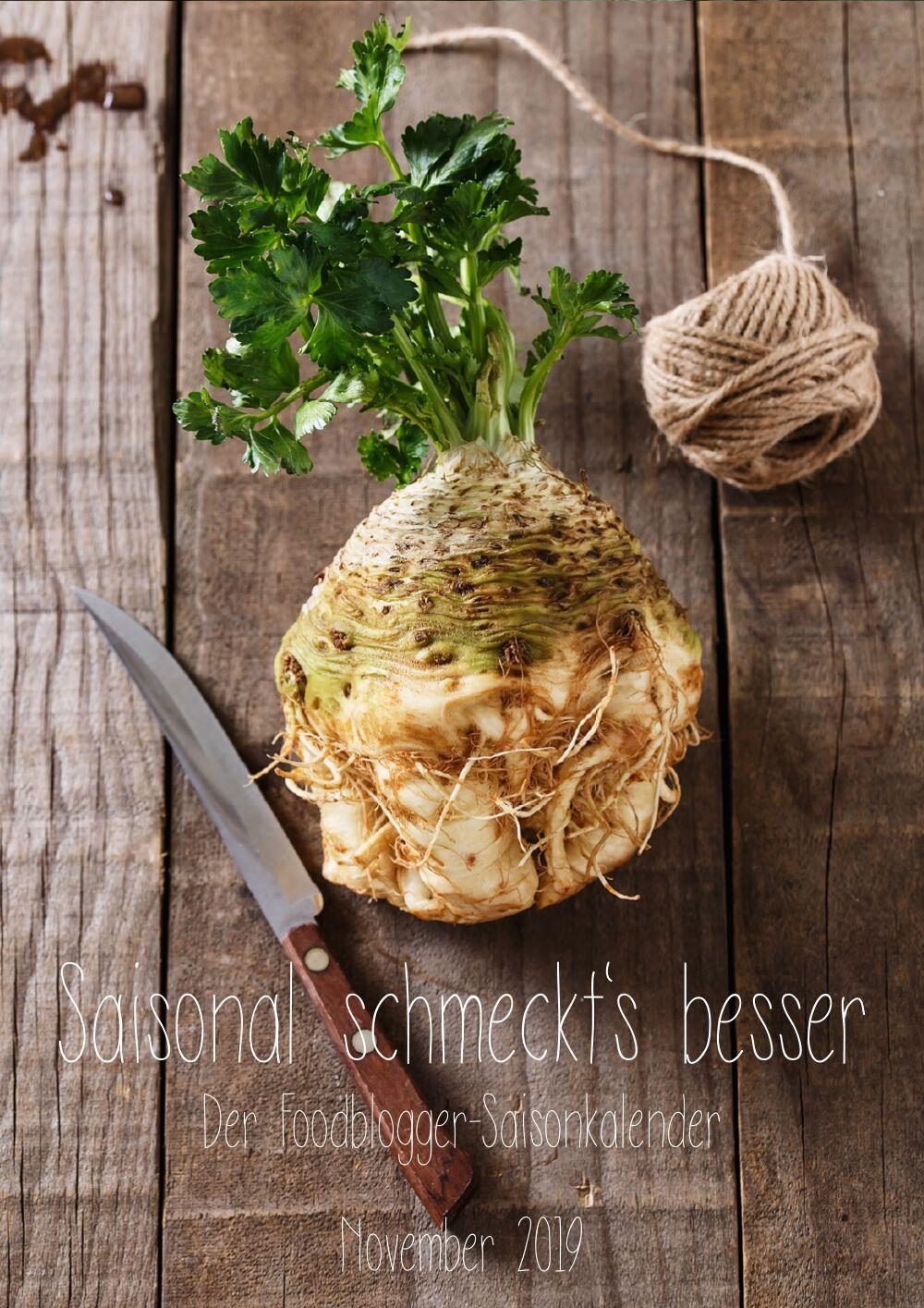 Saisonal schmeckts besser November