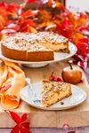 Madam Rote Rübe - Blitzschneller Apfelmus-Streusel-Kuchen mit Dinkelvollkorn und alles wird gut