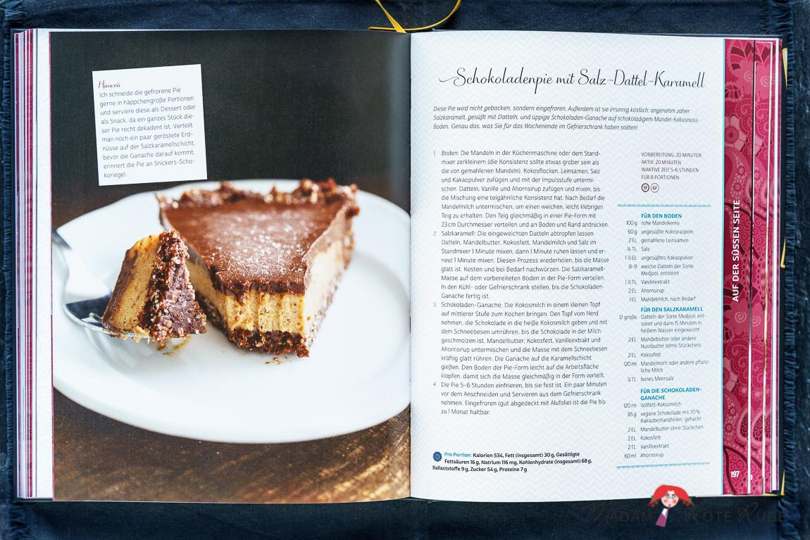 Madam Rote Rübe - Richas kulinarische Welt der Aromen, Buchbesprechung