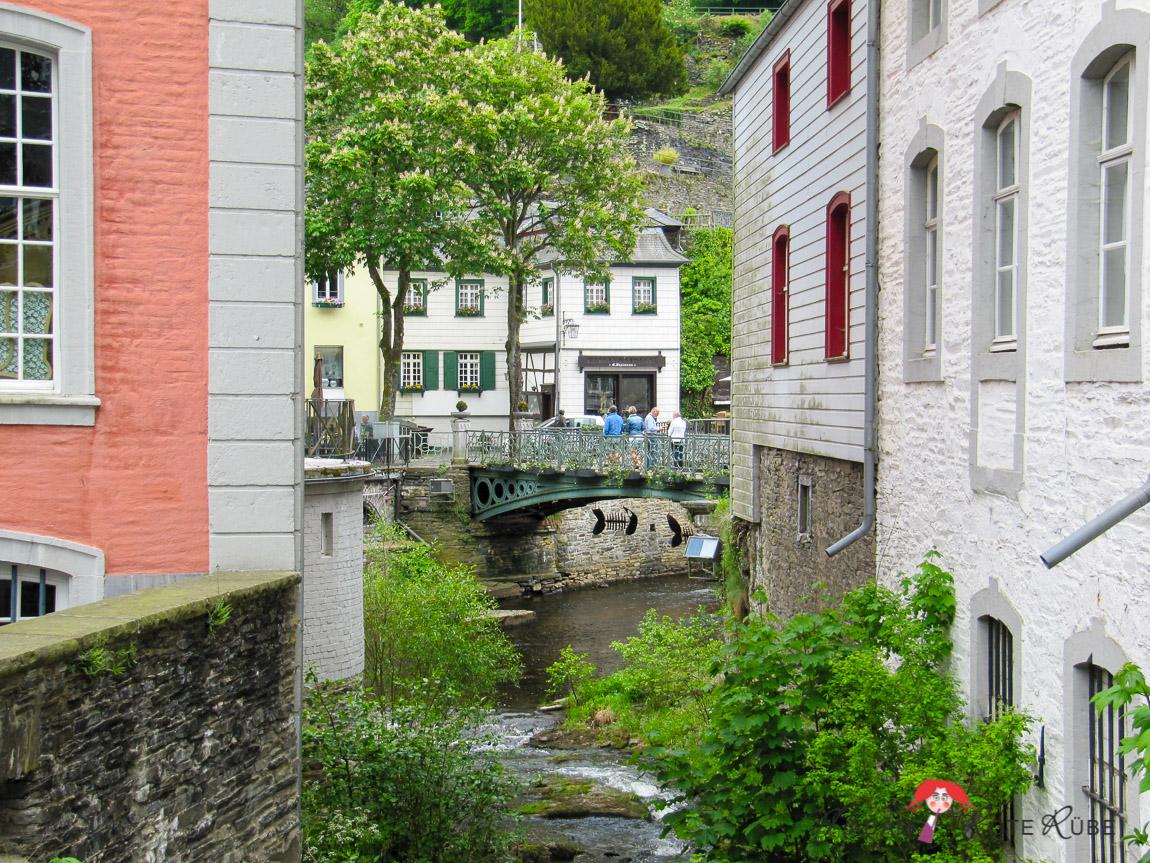 Madam Rote Rübe - ein Ausflug nach Monschau/Eifel