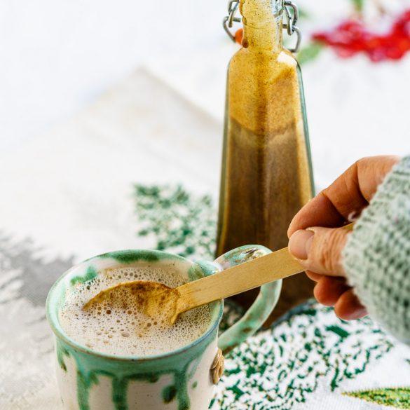 Madam Rote Rübe - Chai Latte-Sirup