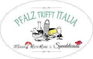 Madam Rote Rübe - Logo Pfalz trifft Italia